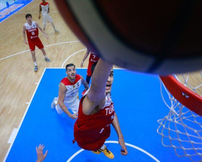 #FIBAU20Europe'da öne çıkan on oyuncu! | GALERİ