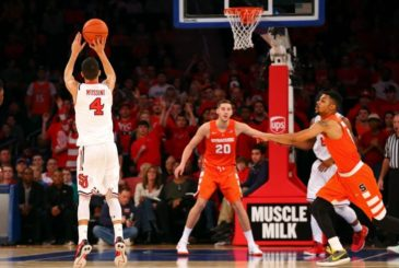 NCAA Basketball: Syracuse at St. John