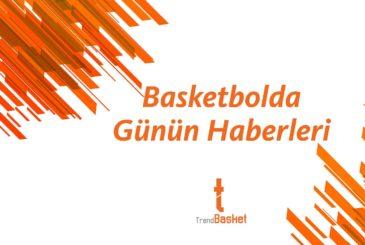 Basketbolda Günün Haberleri TB