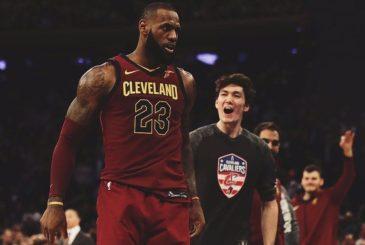 LeBron James - Cedi