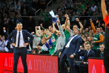 BC Zalgiris Kaunas (@bczalgiris)