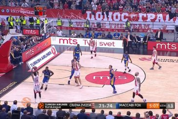 EuroLeague Basketball/YouTube