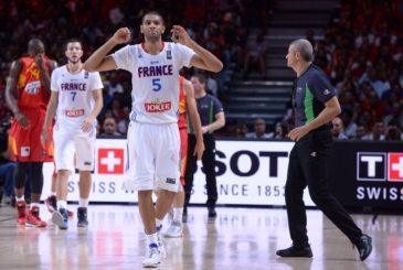 Equipe France Basket (@FRABasketball)