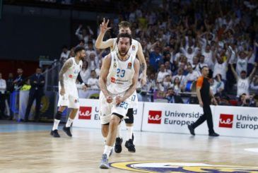 Real Madrid Basket (@RMBaloncesto)