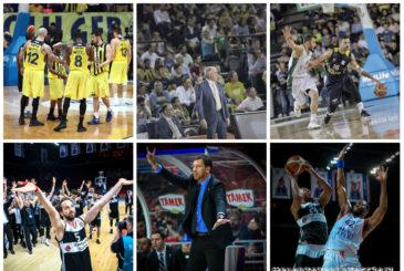 Fenerbahçe Basketbol-Beşiktaş Sompo Japan