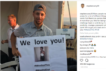 Curry Instagram