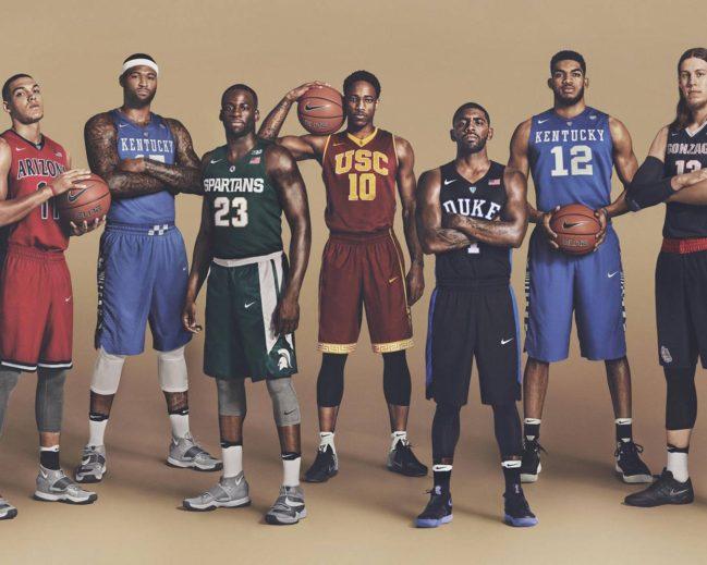 En iyi NBA oyuncularını yetiştiren 15 kolej | DERLEME