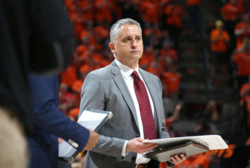 SALT LAKE CITY, UT - APRIL 21: Assistant Coach Igor Kokoskov of the Utah Jazz looks on during the game against the Oklahoma City Thunder in Game Three of Round One of the 2018 NBA Playoffs on April 21, 2018 at vivint.SmartHome Arena in Salt Lake City, Utah. NOTE TO USER: User expressly acknowledges and agrees that, by downloading and or using this Photograph, User is consenting to the terms and conditions of the Getty Images License Agreement. Mandatory Copyright Notice: Copyright 2018 NBAE (Photo by Melissa Majchrzak/NBAE via Getty Images)