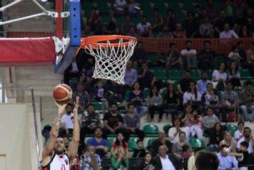 eskişehir basket - istanbulspor beylikdüzü