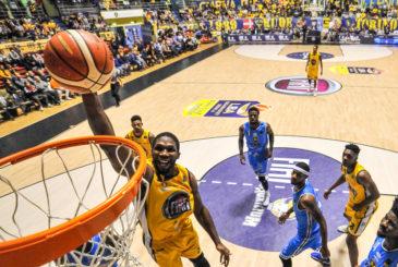 Mbakwe Trevor FIAT Torino - Vanoli Cremona Lega Basket Serie A 2017-2018 Torino 12/11/2017 Foto M.Matta/Ciamillo & Castoria