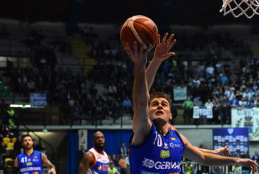 Bushati Franko Redoctober Cantu - Germani Leonessa basket Brescia Legabasket serie A 2017/18 Desio, 04/12/2017 Foto Ciamillo-Castoria