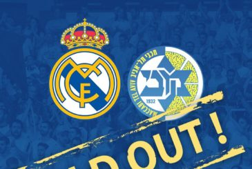 maccabi real sold out