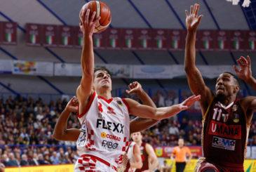 Tommaso Laquintana Umana Reyer Venezia - The Flexx Pistoia Legabasket Serie A 2017/18 Taliercio, 18/11/2017 Foto M.Brondi / Ciamillo-Castoria
