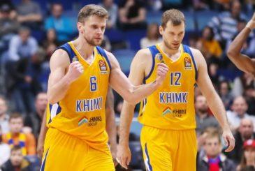 BC Khimki (@Khimkibasket)