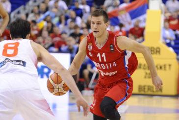 SPAIN vs SERBIA Berlin, 05.09.2015. foto: Nebojsa Parausic  Kosarka, Srbija, Spanija, Eurobasket 2015.